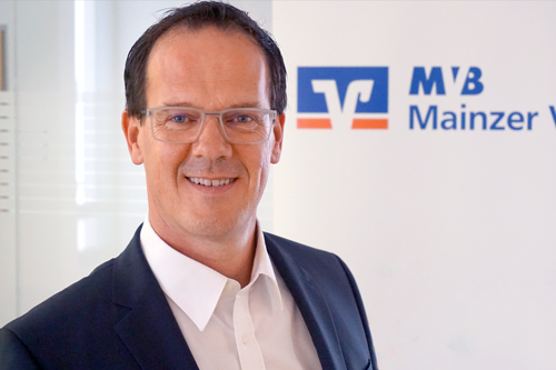 Heinz Ripperger - Mainzer Volksbank