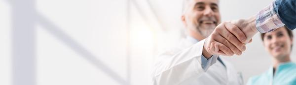 Medizin und Gesundheit als Branchenkompetenz - Mainzer Volksbank