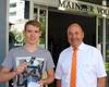 Preisverleihung MVB Report-Gewinnspiel