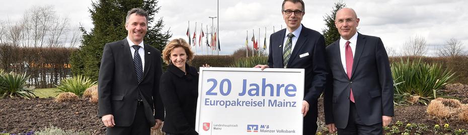 Europakreisel 20 Jahre