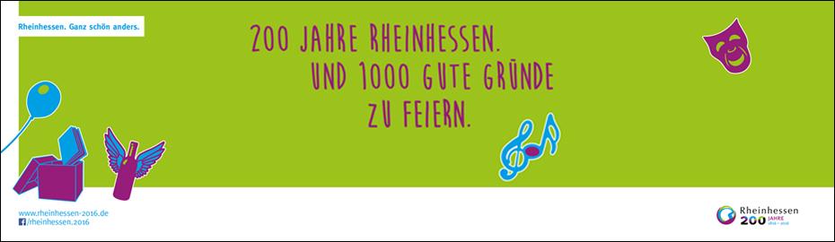 Kampagnenbild 200 Jahre Rheinhessen