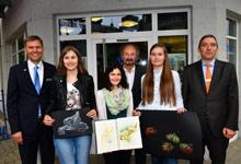 Gewinnerinnen Rheinhessen Akademie 2016