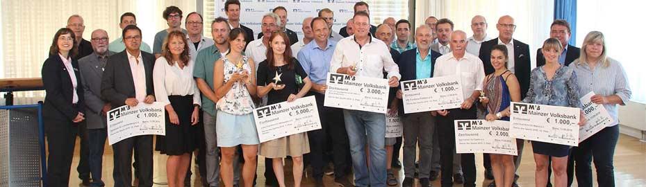 Preisträger Sterne des Sports