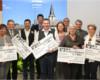 Regionale Vereine erhalten Spende von der MVB