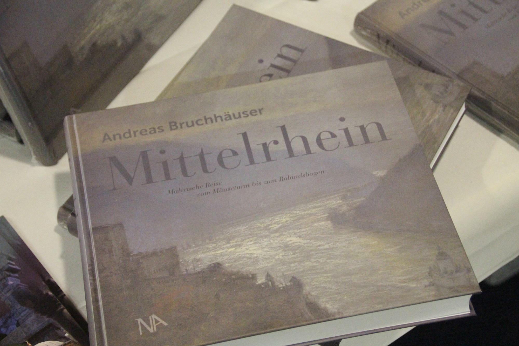 Das Buch Mittelrhein von Bruchhäuser