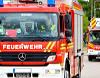Feuerwehrübung Hechtsheim