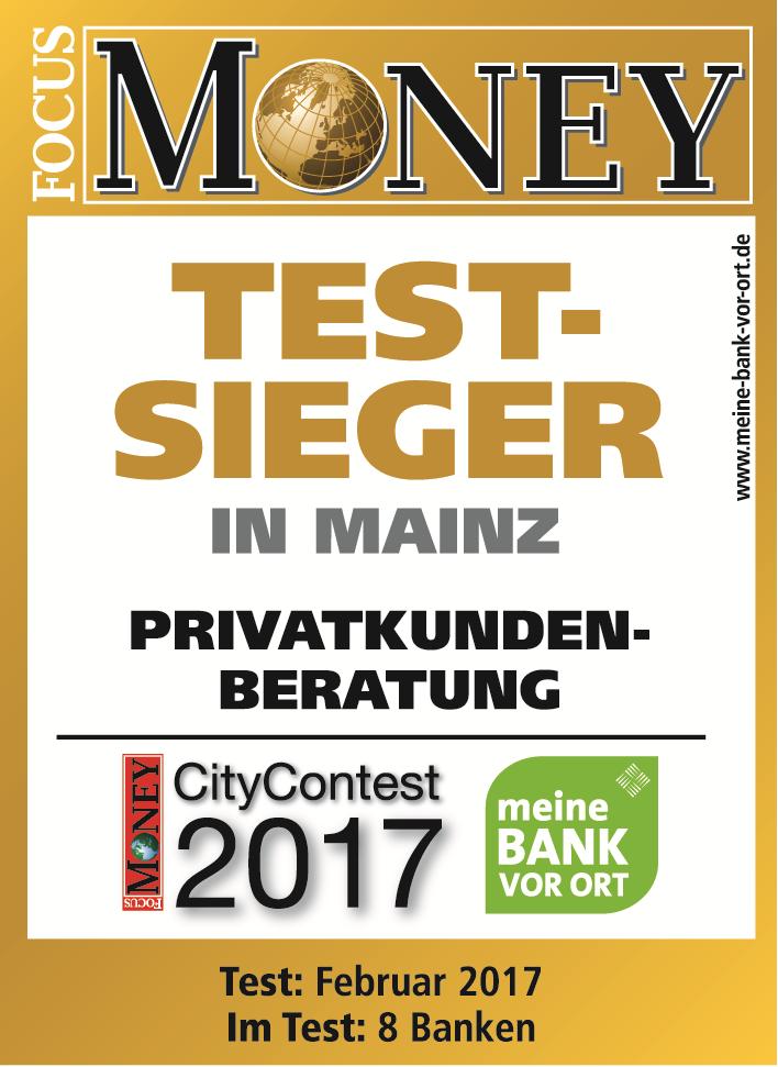 FOCUS MONEY CityContest