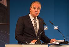 Heinz-Peter Schamp, MVB-Vorstandsmitglied