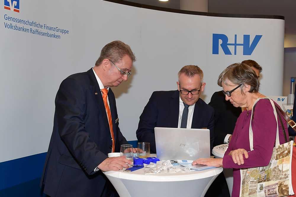 Gemeinsam Lösungen finden bei der MVB-Anlegermesse 2018 in Mainz