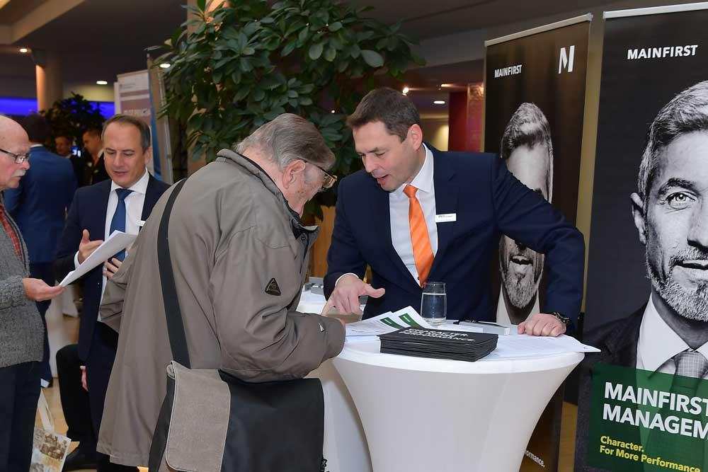 Keine Frage blieb unbeantwortet bei der MVB-Anlegermesse 2018 in Mainz