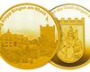 Binger Schutzpatron in Silber und Gold