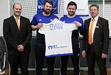 MVB sponsert Hechtsheimer Radballer