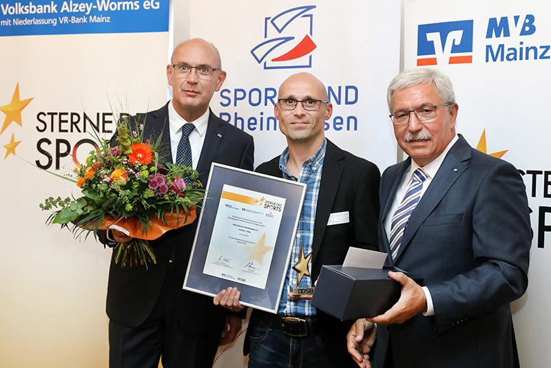 Sieger - Stern des Sports Bronze - Hessen - Judo-Club Kim-Chi ©Rudolf Uhrig