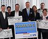Weltsparwochen der Mainzer Volksbank (MVB) ehren das soziale Engagement der regionalen Vereine