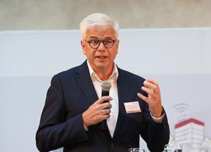 Herbert Kohlberg - Vorstandsmitglied Mainzer Volksbank