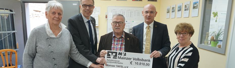 v.l.n.r.: Gisela Schmidt-Rother, Peter Jost, Adolf Reuter, Uwe Abel, Heidi Preuhsler