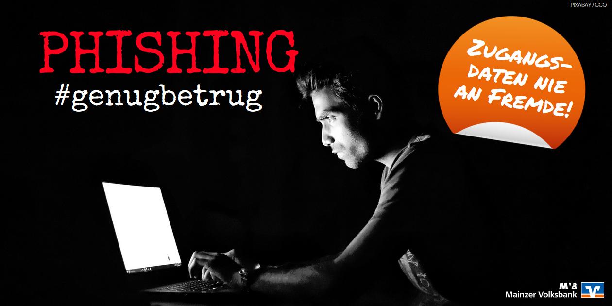 Phishing - Jetzt schützen