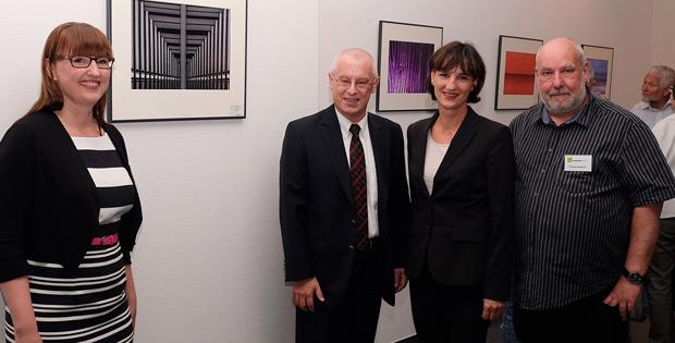Der Mainzer Fotoclub zeigt seine Ausstellung LINIEN