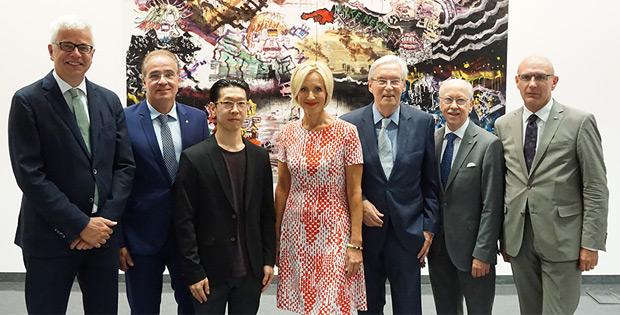 Petra Gerster bei Kultur und Wirtschaft in der MVB